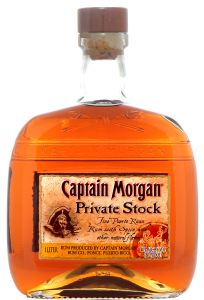prémiový rum Captain Morgan